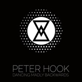 Cover PETER HOOK / MINISTRY, dancing madly backwards