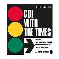 THE TIMES, go! with the times cover