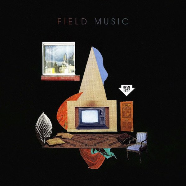 Cover FIELD MUSIC, open here