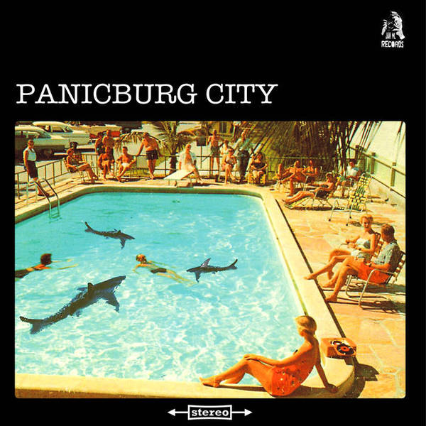 Cover PANICBURG CITY, s/t ep