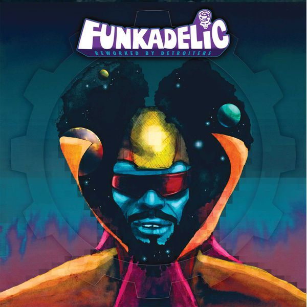 Cover FUNKADELIC, reworked by the detroiters