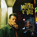 Cover JAMES HUNTER SIX, whatever it takes