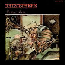 Cover RICHARD PINHAS, rhizosphere