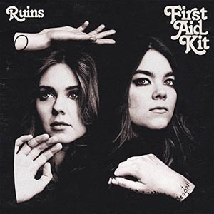 Cover FIRST AID KIT, ruins