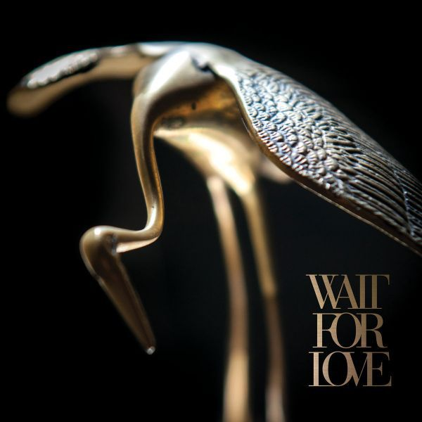 Cover PIANOS BECOME THE TEETH, wait for love