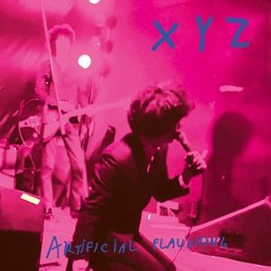Cover XYZ (IAN SVENONIUS), artificial flavoring