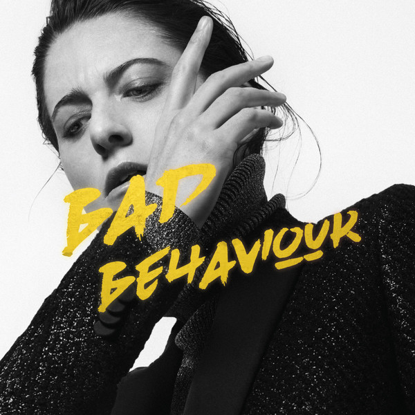 Cover KAT FRANKIE, bad behaviour
