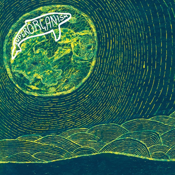 SUPERORGANISM, s/t cover
