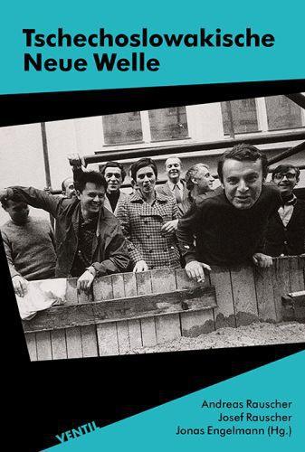 J. ENGELMANN/A. RAUSCHER/J. RAUSCHER, tschechoslowakische neue welle cover