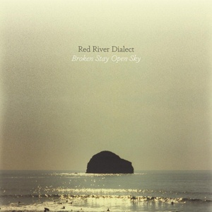Cover RED RIVER DIALECT, broken stay open sky