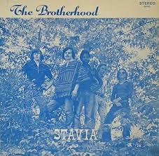 Cover BROTHERHOOD, stavia