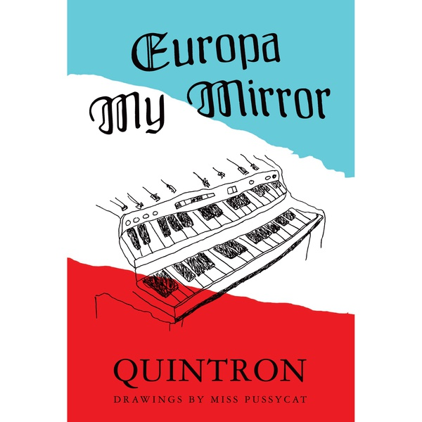 Cover QUINTRON, europa my mirror