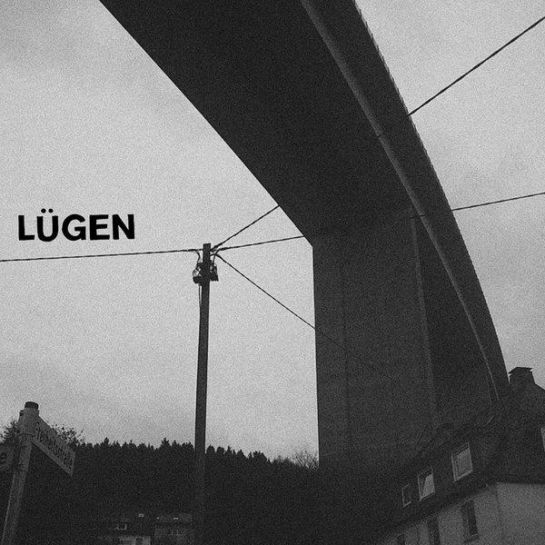 LÜGEN, s/t cover