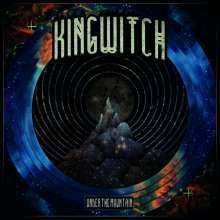 Cover KING WITCH, under the mountains