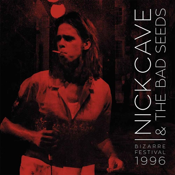 NICK CAVE & BAD SEEDS, bizarre festival 1996 cover