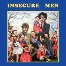 INSECURE MEN, s/t cover