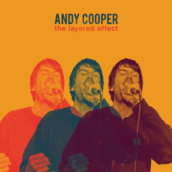 Cover ANDY COOPER, the layered effect