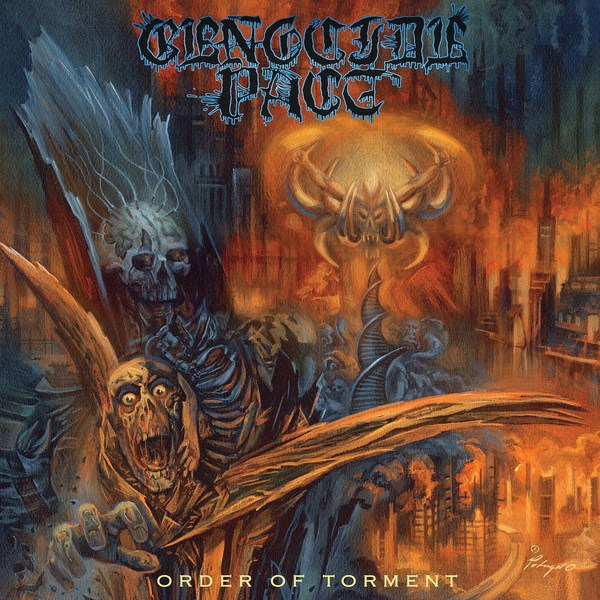 Cover GENOCIDE PACT, order of torment