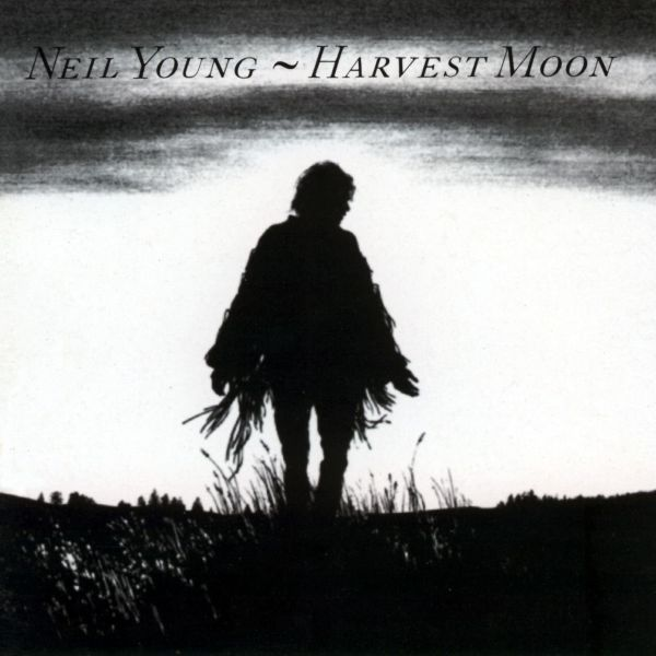 NEIL YOUNG, harvest moon cover