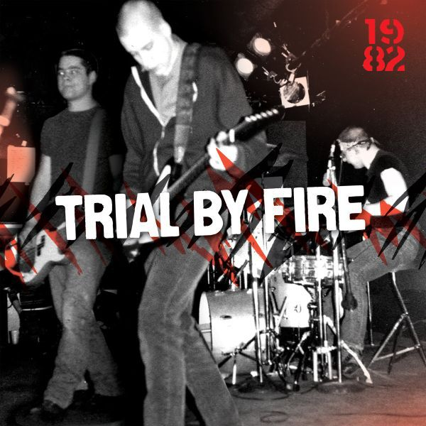 Cover TRIAL BY FIRE, 1982