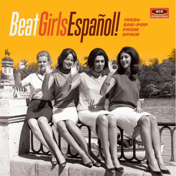 V/A, beat girls espanol cover