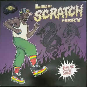 LEE `SCRATCH´ PERRY, black ark classic song cover