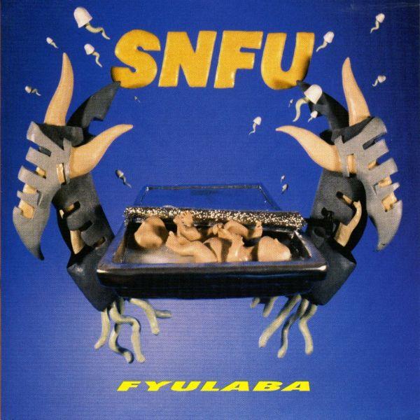 SNFU, fyu laba cover