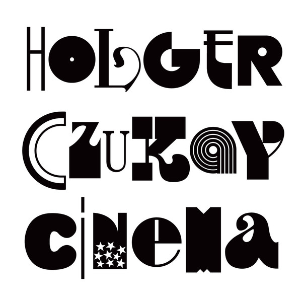 HOLGER CZUKAY, cinema cover