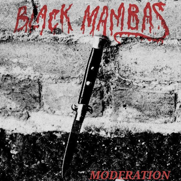 BLACK MAMBAS, moderation cover