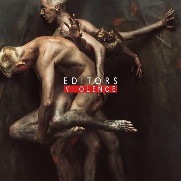 EDITORS, violence cover