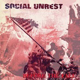 Cover SOCIAL UNREST, before the fall