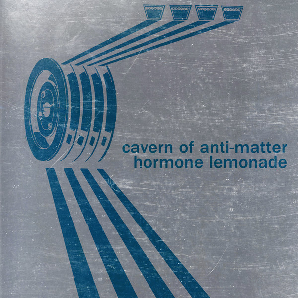 CAVERN OF ANTI-MATTER, hormone lemonade cover
