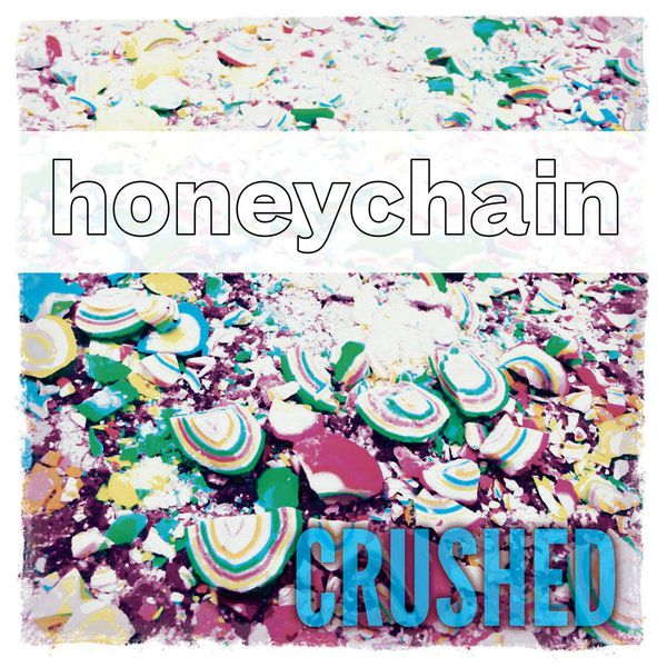 HONEYCHAIN, crushed cover