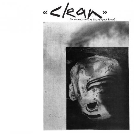 SEVERED HEADS, clean cover
