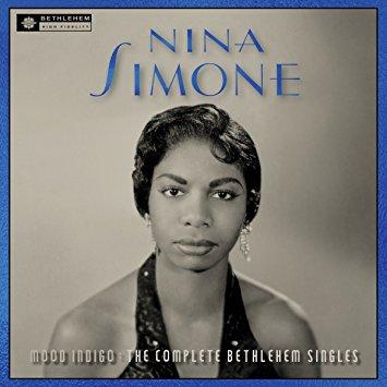 NINA SIMONE, mood indigo - complete betlehem singles cover