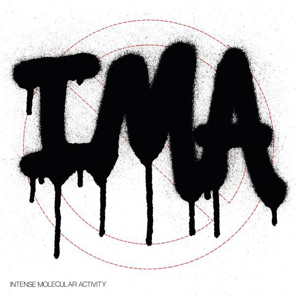 Cover INTENSE MOLECULAR ACTIVITY, i.m.a.