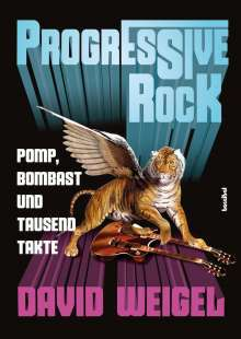 DAVID WEIGEL, progressive rock cover