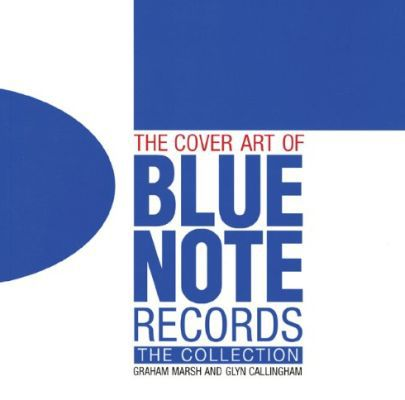 GRAHAM MARSH/GLYN CALLINGHAM, the cover art of blue note records cover