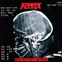 Cover ACCEPT, death row