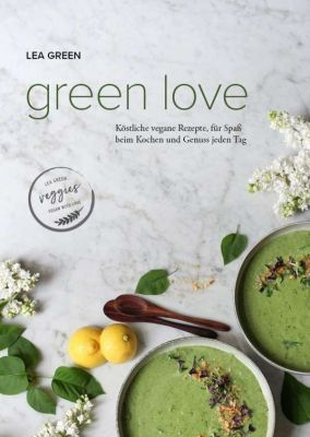 Cover LEA GREEN, green love