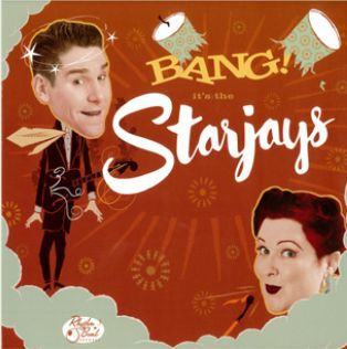 Cover STARJAYS, bang! it´s the starjays