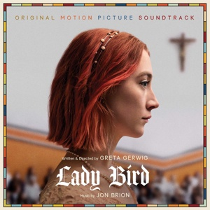 Cover O.S.T. (JON BRION), lady bird