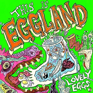 LOVELY EGGS, this is eggland cover