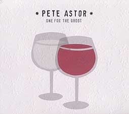 PETE ASTOR, one for the ghost cover