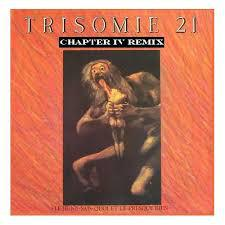 Cover TRISOMIE 21, chapter iv