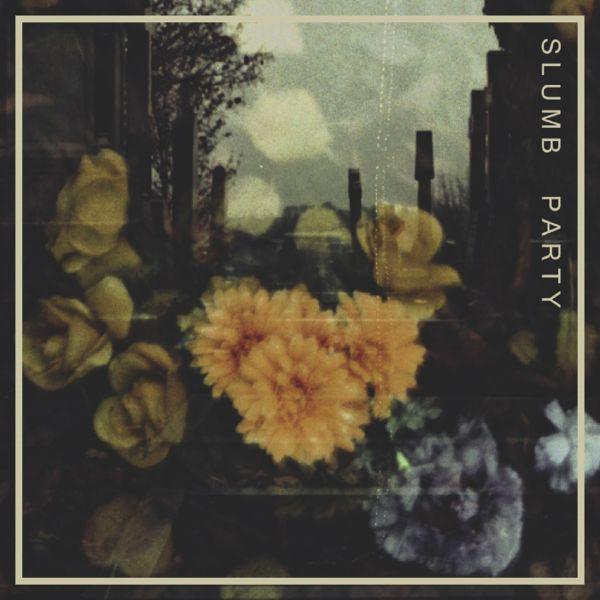 SLUMB PARTY, s/t ep cover