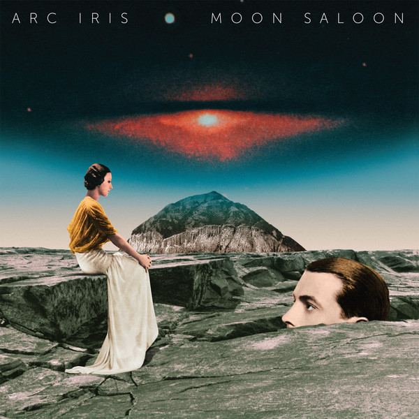 Cover ARC IRIS, moon saloon