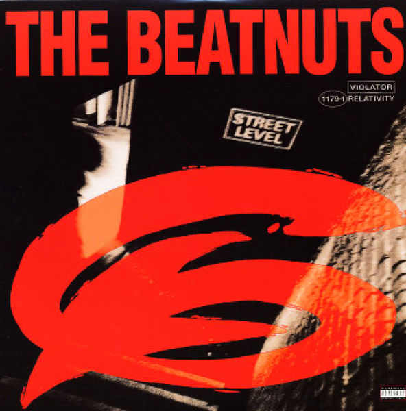 Cover BEATNUTS, s/t (street level deluxe ed.)