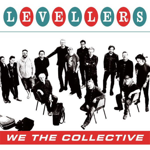 Cover LEVELLERS, we the collective