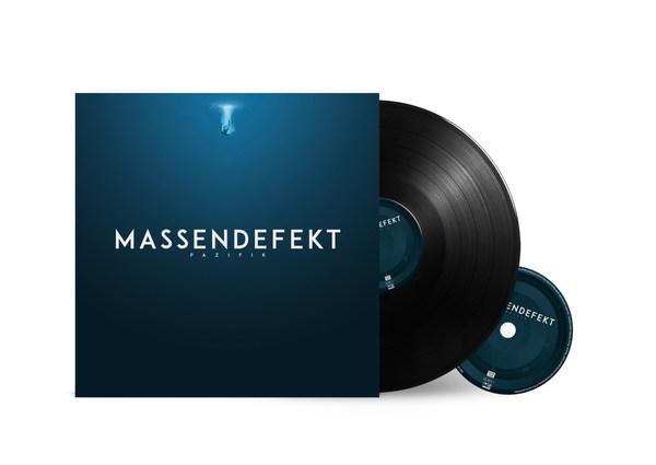 MASSENDEFEKT, pazifik cover